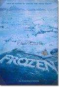 【映画ポスター グッズ】アナと雪の女王 (ディズニー/FROZEN) [INT-ADV-両面] [オリジナルポスター]