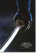 【映画ポスター】 ティーンエイジ ミュータント ニンジャ タートルズ (TMNT) Leonardo ADV-両面 オリジナルポスター