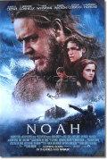 【映画ポスター】 ノア 約束の舟 (NOAH) INT-REG-両面 オリジナルポスター
