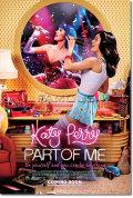 【映画ポスター グッズ】ケイティ・ペリーのパート・オブ・ミー3D (KATY PERRY: PART OF ME) [両面] [オリジナルポスター]