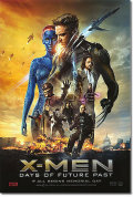 【映画ポスター】 X-MEN:フューチャー&パスト /memorial day-SS オリジナルポスター