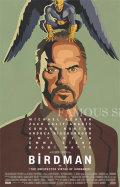 【映画ポスター】 バードマン あるいは (無知がもたらす予期せぬ奇跡) BIRDMAN OR /A-両面 オリジナルポスター