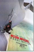 【映画ポスター グッズ】ミッション:インポッシブル/ローグ・ネイション (トム・クルーズ/MISSION: IMPOSSIBLE) /両面 [オリジナルポスター]