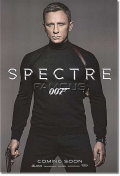 【映画ポスター グッズ】007 スペクター (ダニエル・クレイグ/SPECTRE) /ADV-B-両面 [オリジナルポスター]