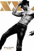 ★歳末10%OFFセール★ 【ミニポスター/グッズ】マジックマイク XXL (マットボマー/Magic Mike XXL) /character-ADV オリジナルポスター