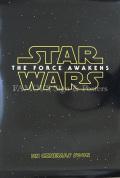 【映画ポスター】 スターウォーズ フォースの覚醒 (Star Wars: The Force Awakens) /1st-ADV オリジナルポスター