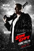 【映画ポスター】 シンシティ 復讐の女神 (Sin City: A Dame to Kill For) /ミッキーローク ADV-両面 オリジナルポスター