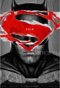 【ミニポスター グッズ】バットマン vs スーパーマン ジャスティスの誕生 (ベンアフレック) /Batman-SS オリジナルポスター