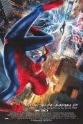 【映画ポスター】 アメイジングスパイダーマン2 グッズ アンドリューガーフィールド/マーベル アメコミ インテリア アート /フレーム別 /両面 オリジナルポスター