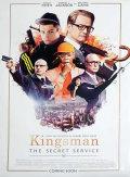 【映画ポスター】 キングスマン (コリンファース/KINGSMAN: THE SECRET SERVICE) /B-両面 オリジナルポスター