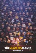 【映画ポスター】 I LOVE スヌーピー THE PEANUTS MOVIE (Peanuts) /両面 オリジナルポスター