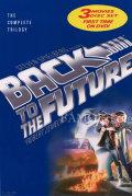 【映画ポスター】 バックトゥザフューチャー (BACK TO THE FUTURE) /DVDVideo版片面印刷