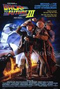 【映画ポスター】 バックトゥザフューチャー PART3 (Back to the Future Part III) /REG-両面 オリジナルポスター
