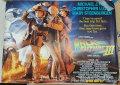 【映画ポスター】 バックトゥザフューチャー PART3 (Back to the Future Part III) /大判片面印刷 オリジナルポスター