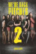 【映画ポスター】 ピッチパーフェクト2 (アナケンドリック/Pitch Perfect 2) /ADV-B-両面 オリジナルポスター