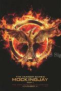 【映画ポスター】 ハンガーゲーム FINAL:レジスタンス (ジェニファーローレンス/The Hunger Games: Mockingjay-Part 1) /ADV-両面 オリジナルポスター