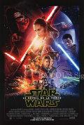 【映画ポスター】 スターウォーズ フォースの覚醒 (Star Wars: The Force Awakens) /フランス版 REG-両面 オリジナルポスター