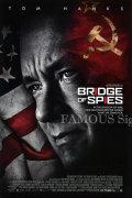 【映画ポスター】 ブリッジオブスパイ (トムハンクス/Bridge of Spies) /両面 オリジナルポスター