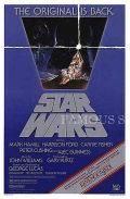 【映画ポスター】 スターウォーズ エピソード4/新たなる希望 (Star Wars) /ジェダイの復讐版 オリジナルポスター