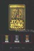 【映画ポスター】 スターウォーズ トリロジー (Star Wars TRILOGY) /サントラ 片面 オリジナルポスター