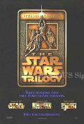 【映画ポスター】 スターウォーズ トリロジー (Star Wars TRILOGY) /片面 オリジナルポスター