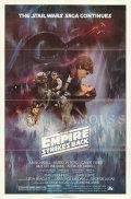 【映画ポスター】 スターウォーズ エピソード5 帝国の逆襲 (Star Wars: The Empire Strikes Back) /片面 オリジナルポスター