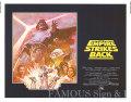 【映画ポスター】 スターウォーズ エピソード5 帝国の逆襲 (Star Wars: The Empire Strikes Back) /1981年再版 片面 オリジナルポスター