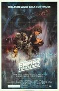 【映画ポスター】 スターウォーズ エピソード5 帝国の逆襲 (Star Wars) /片面 コンディション不良あり オリジナルポスター