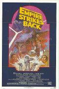 【映画ポスター】 スターウォーズ エピソード5 帝国の逆襲 (Star Wars: The Empire Strikes Back) /1982年再版 片面 オリジナルポスター