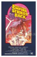 【映画ポスター】 スターウォーズ エピソード5 帝国の逆襲 (Star Wars: The Empire Strikes Back) /1997年再版 オリジナルポスター
