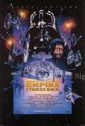 【映画ポスター】 スターウォーズ エピソード5 帝国の逆襲 (Star Wars: The Empire Strikes Back) /特別編 両面 オリジナルポスター