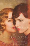 【映画ポスター】 リリーのすべて (エディレッドメイン/The Danish Girl) /両面 オリジナルポスター