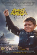 【映画ポスター グッズ】バットキッド・ビギンズ (Batkid Begins/バットマン) /両面 [オリジナルポスター]