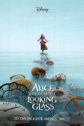 【映画ポスター】 アリスインワンダーランド 時間の旅 (ミアワシコウスカ) /両面 オリジナルポスター