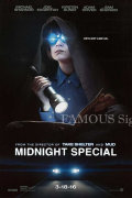 【映画ポスター】 ミッドナイトスペシャル (Midnight Special/マイケルシャノン) /ADV 両面 オリジナルポスター