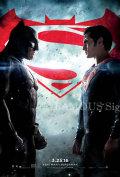 【映画ポスター】 バットマン vs スーパーマン ジャスティスの誕生 (Batman v Superman: Dawn of Justice) /duo ADV 両面 オリジナルポスター
