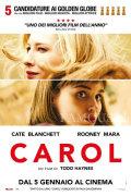 【映画ポスター】 キャロル (ケイトブランシェット/Carol) /REP-D-片面