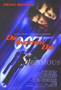 【映画ポスター グッズ】007 ダイ・アナザー・デイ (ピアース・ブロスナン/ジェームズボンド/Die Another Day) /REG 両面 [オリジナルポスター]