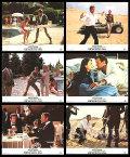 【映画スチール写真6枚セット グッズ】007 ユアアイズオンリー (ロジャームーア/ジェームズボンド/For Your Eyes Only) ロビーカード