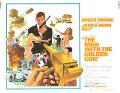 【映画ポスター グッズ】007 黄金銃を持つ男 (ロジャー・ムーア/ジェームズボンド/The Man with the Golden Gun) /片面 [オリジナルポスター]