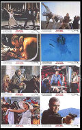 【映画スチール写真8枚セット】007 ネバーセイネバーアゲイン (ショーンコネリー/Never Say Never Again) ロビーカード/グッズ