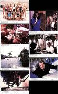 【映画スチール写真7枚セット グッズ】007 オクトパシー (ロジャー・ムーア/ジェームズボンド/ロジャー・ムーア/Octopussy) [ロビーカード]