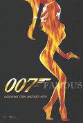 【映画ポスター】 007 ワールドイズノットイナフ (ピアースブロスナン/ジェームズボンド/The World Is Not Enough) /ADV 両面 オリジナルポスター