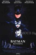 【映画ポスター グッズ】バットマン リターンズ (ティム・バートン/Batman Returns) /REG 両面 [オリジナルポスター]
