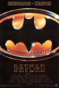 【映画ポスター】 バットマン (ティムバートン/Batman) /REG 片面 オリジナルポスター