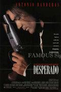 【映画ポスター】 デスペラード (アントニオバンデラス/Desperado) /片面 オリジナルポスター