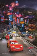 【映画ポスター】 カーズ2 (ディズニー ピクサー/Cars 2) /ADV 両面 オリジナルポスター