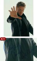 【直筆サイン入り写真】 アンソニーマイケルホール Anthony Michael Hall (ドラマ デッドゾーン) 映画グッズ/オートグラフ