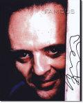 【直筆サイン入り写真】 アンソニーホプキンス Anthony Hopkins (羊たちの沈黙) 映画グッズ/オートグラフ