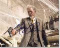 【直筆サイン入り写真】 モーガンフリーマン (ウォンテッド/Morgan Freeman) 映画グッズ/オートグラフ